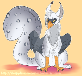 Commission of Pixis by SleepyDemonMonster