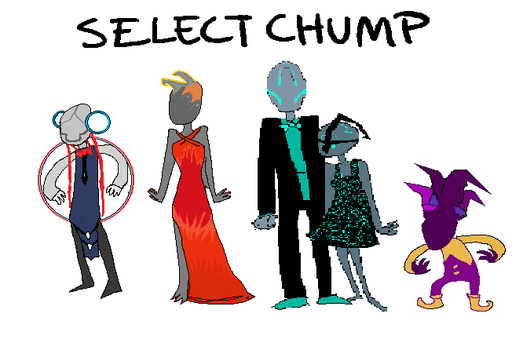 Chumps by TheLostSentinal