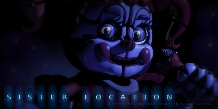 Sister Location by TheRealROACH3467