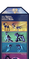 Chapter 2_Monster Reference sheet by ShadowOfSolace