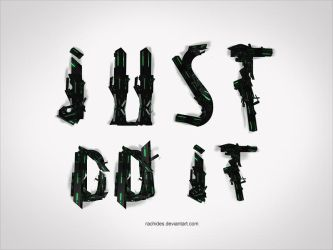 just do it by Rachides