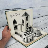 3d drawing in sketchbook by RamonBruin