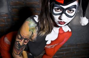 Harley Quinn Holly D 3 by Holly-D
