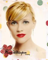 Reese Witherspoon by Traecy
