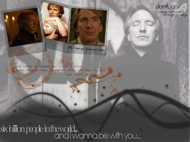 Alan Rickman wallpaper by pilka3331