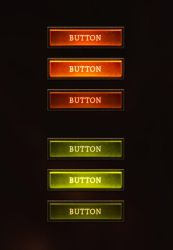 Fantasy Buttons by Evil-S