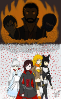 RWBY: The Phantom's Fire by Silverado98