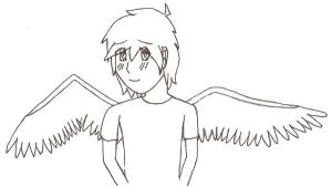 An innocent angel... or is he? by LilScreamer29