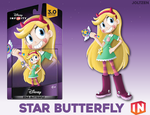 Disney Infinity Idea - Star Butterfly by joltzen