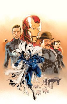 Legend of the Blue Marvel 2 by JohnRauch