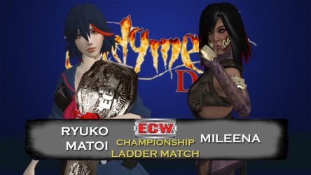 Judgment Day 2018 - Ladder Match by JoeyTribbiani125