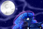 Looking Up At the Night by Cordovaproduction