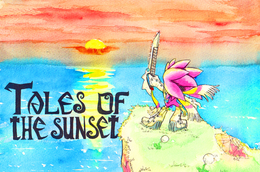 Tales of the sunset by Rush88