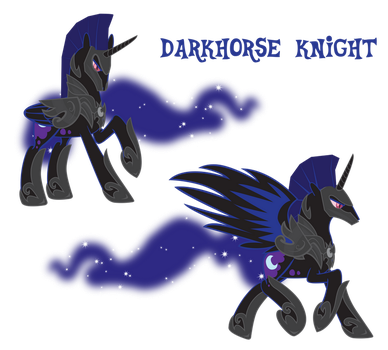 Profile:Darkhorse Knight by Trotsworth