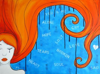 Cry by CLAIRE-N
