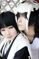 Soi Fong and Ggio Vega Cosplay by InrasTEO