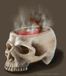 Witchs Skull by I-A-Grafix