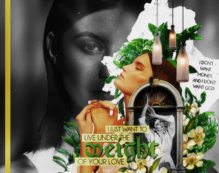 Weight Chapter Banner by Ash. by 1Dhazboo