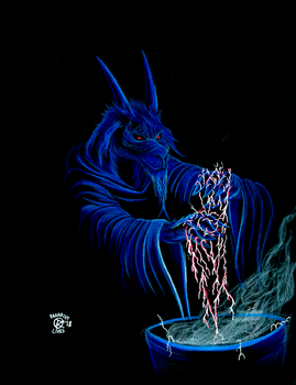 Bluephomet by Ranarchy