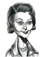 Vivien Leigh by Caricature80