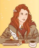 lily little note by LilyRedHaired