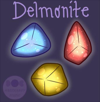Delmonite Concept Art by SophieSuffocate
