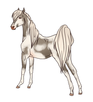 Horse Adopt 123 - Sold by Miss-Adopts