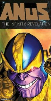 Expand dong: featuring thanos. by william023