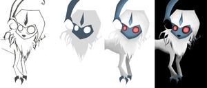 Absol by Nexaam