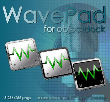 Wave Pad for OD by PoSmedley