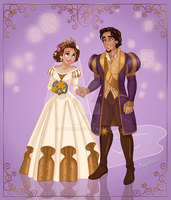 Mr. and Mrs. Fitzherbert by Cor104