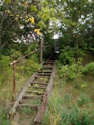 Old Ancient Stairs_Stock_2 by DXstock