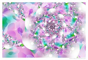 Pink Profusion by Velvet--Glove