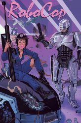 ROBOCOP: Last Stand #1, NYCC exclusive by quin-ones