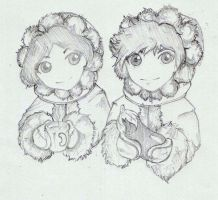 Ice Climbers by Frogger277