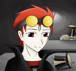 Jack Spicer: Animation :D by Cold-Creature
