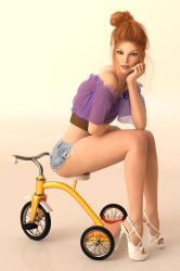 Tricycle Tricycle by RGUS