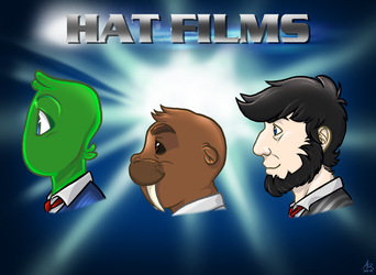 The Men of Hat Films by Wuselig