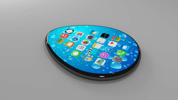 eiPhone concept art by 8DFineArt