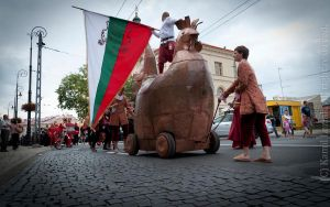 Jagiellonian Fair Parade by vertiser