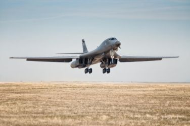 B1 Wings Forward by jdmimages