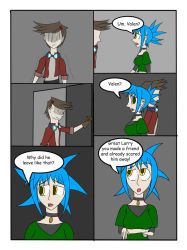 My Life as a Blue Haired Sorceress page 44 by epic-agent-63