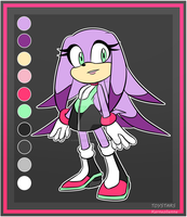 Collab Adopt - Echidna (CLOSED) by Karneolienne