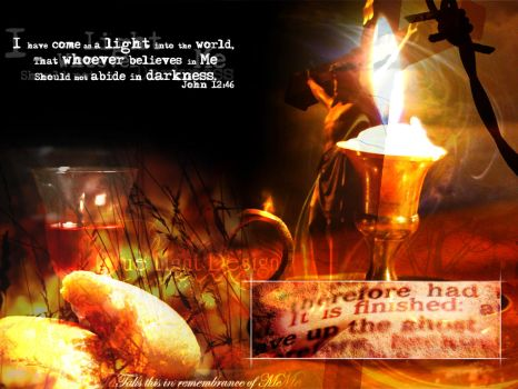 Light of the World - by christians