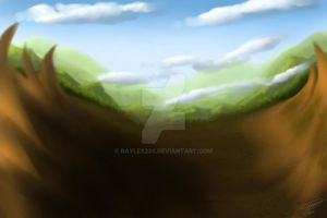 Rayman Generations : Art concept #2 by raylex230