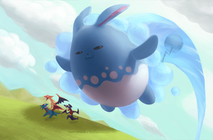 Huge Power Azumarill