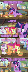 MLP - Where's the Beef? by shadesmaclean