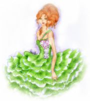 Greenery - Haute Couture by Mellorine91