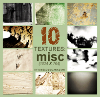 Textures - Misc by onecoldcanadian