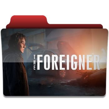 The Foreigner folder icon by PanosEnglish